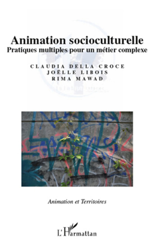 Couverture Animation socioculturelle