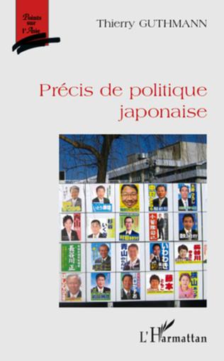 Couverture Précis de politique japonaise