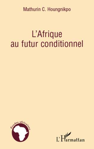 Couverture L'Afrique au futur conditionnel