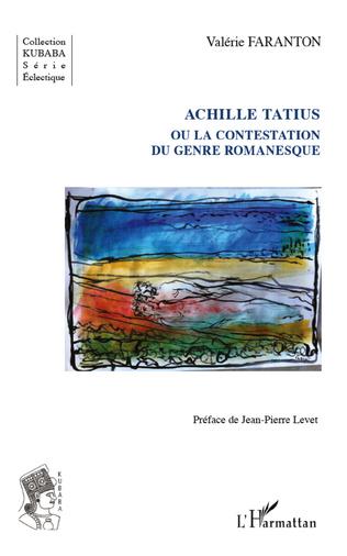 Couverture Achille Tatius