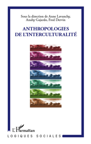 Couverture Anthropologies de l'interculturalité