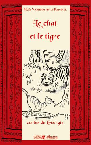 Couverture Le chat et le tigre