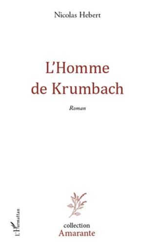 Couverture L'Homme de Krumbach