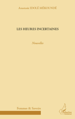 Couverture Les heures incertaines