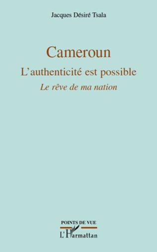 Couverture Cameroun L'authenticité est possible