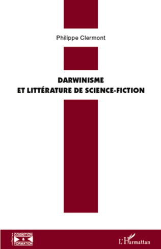 Couverture Darwinisme et littérature de science-fiction