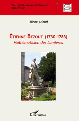 Couverture Etienne Bézout (1730-1783)
