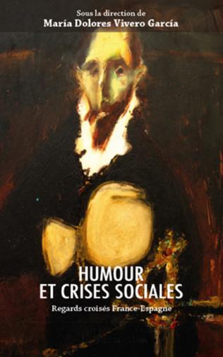 Couverture Humour et crises sociales