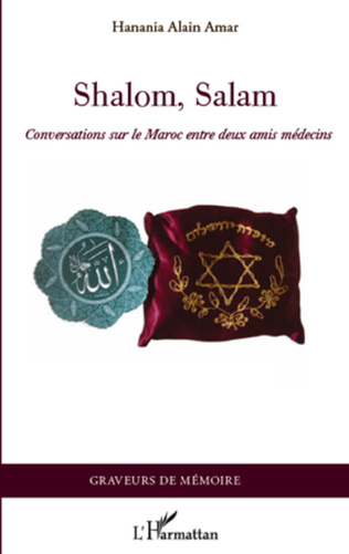 Couverture Shalom, Salam