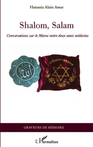 Couverture Shalom, Salam