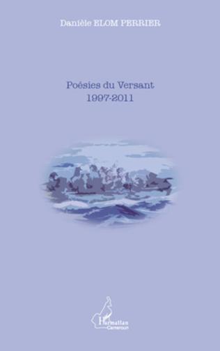 Couverture Poésies du Versant 1997-2011