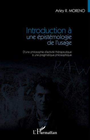 Couverture Introduction à une épistémologie de l'usage