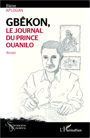 Couverture Gbêkon, le journal du prince Ouanilo