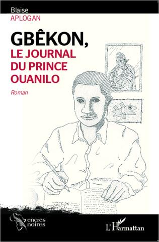 Couverture Gbêkon, le journal du prince Ouanilo