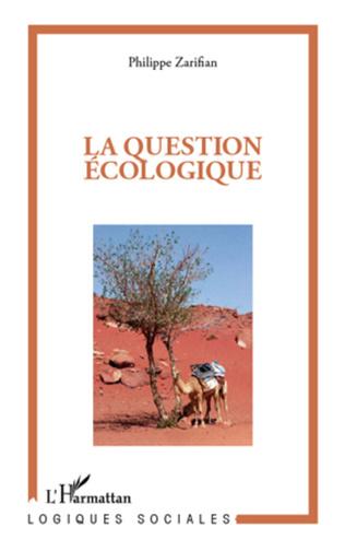Couverture La question écologique