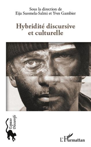Couverture Hybridité discursive et culturelle