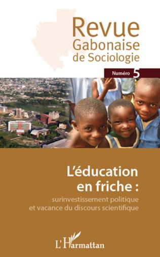 Couverture L'éducation en friche