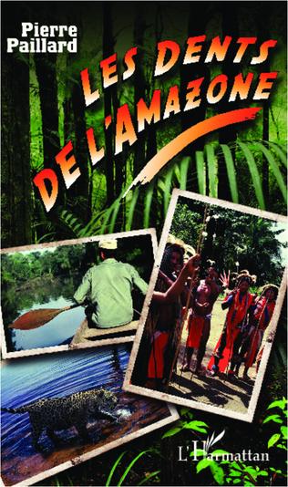 Couverture Les dents de l'Amazone