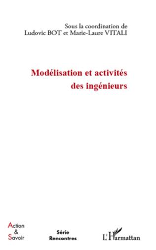 Couverture Modélisation et activités des ingénieurs