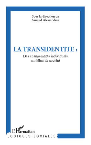 Couverture La transidentité