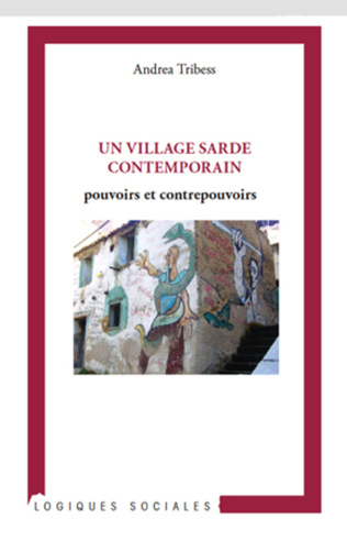 Couverture Un village sarde contemporain