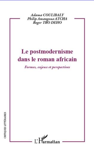 Couverture Le postmodernisme dans le roman africain