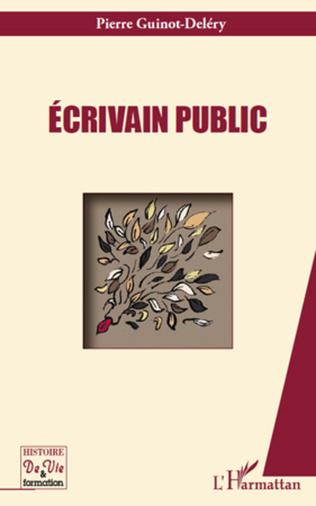 Couverture Ecrivain public