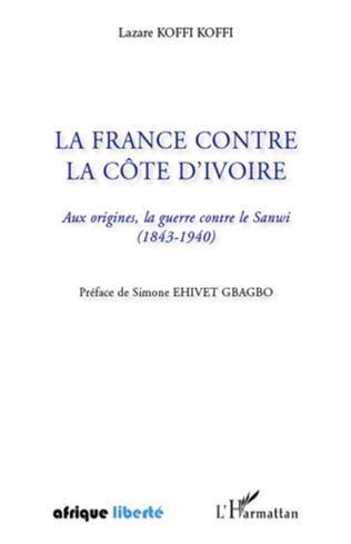 Couverture La France contre la Côte d'Ivoire