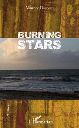 Couverture Burning Stars