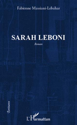 Couverture Sarah Leboni