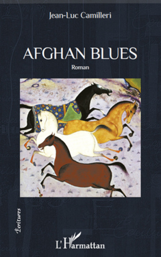Couverture Afghan Blues