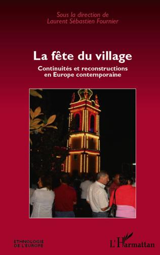 Couverture La fête du village