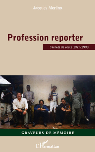 Couverture Profession reporter