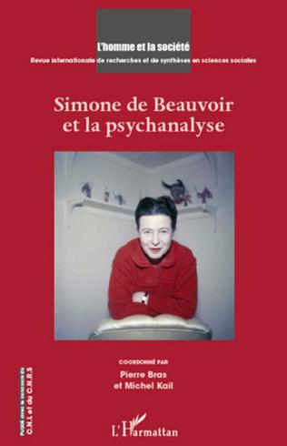 Couverture Simone de Beauvoir et la psychanalyse