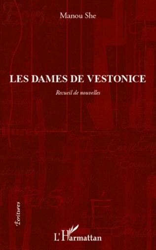Couverture Les dames de Vestonice