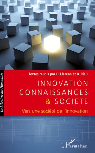 Couverture Innovation connaissances et société