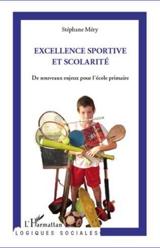 Couverture Excellence sportive et scolarité