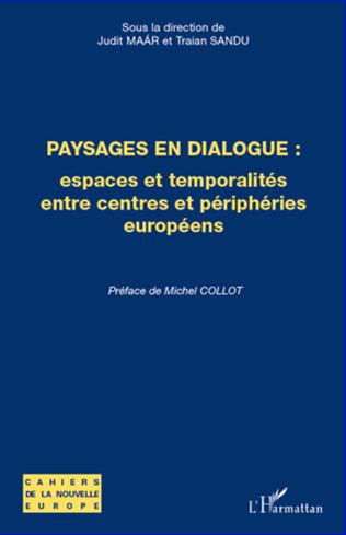 Couverture Paysages en dialogues