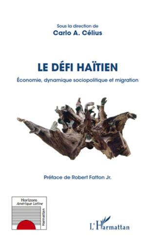 Couverture Le défi Haïtien