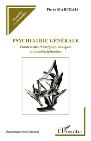 Couverture Psychiatrie générale
