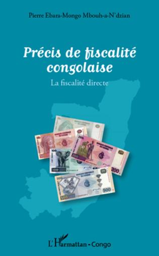 Couverture Précis de fiscalité congolaise