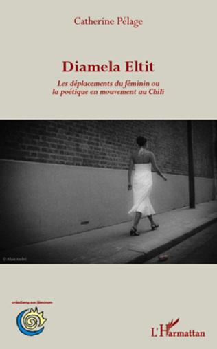 Couverture Diamela Eltit