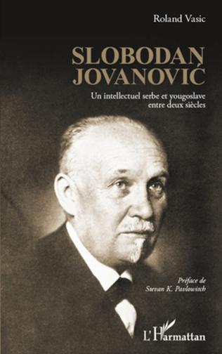 Couverture Slobodan Jovanovic