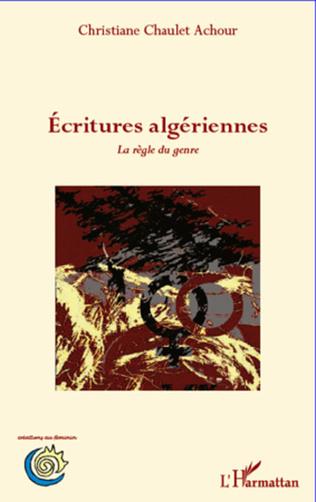 Couverture Ecritures algériennes
