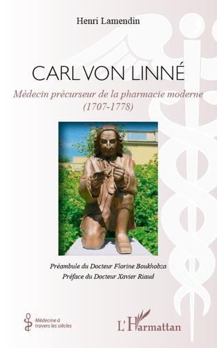 Couverture Carl von Linné