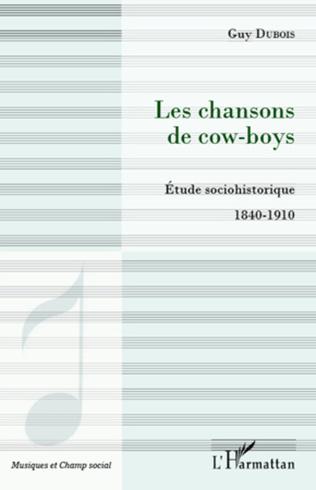 Couverture Les chansons de cow-boys