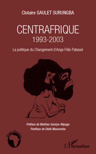 Couverture Centrafrique 1993-2003