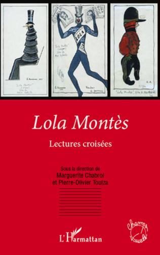 Couverture Lola Montès
