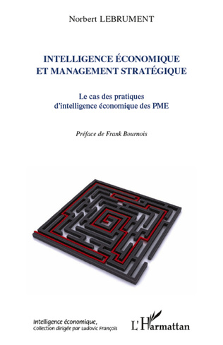 Couverture Intelligence économique et management stratégique