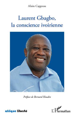 Couverture Laurent Gbagbo, la conscience ivoirienne